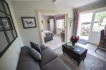 The Hedgerow Self Catered holiday let lodge