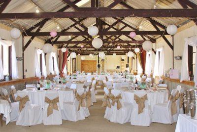 Oswestry wedding venues ~ Barnutopia